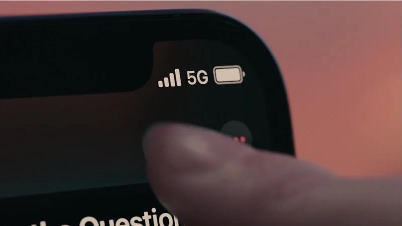 خاموش کردن 5G در تنظیمات آیفون ۱۲