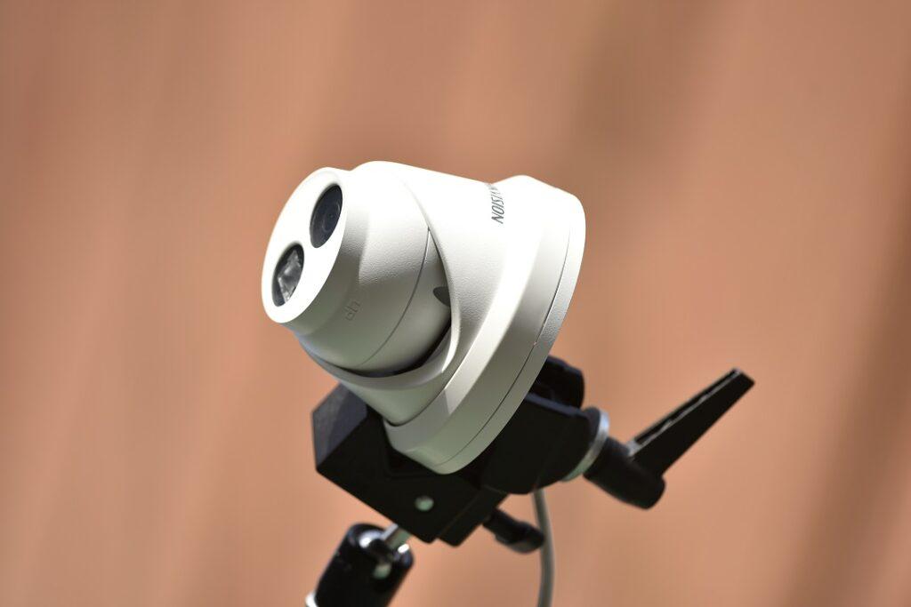 دوربین مداربسته گنبدی کوچک