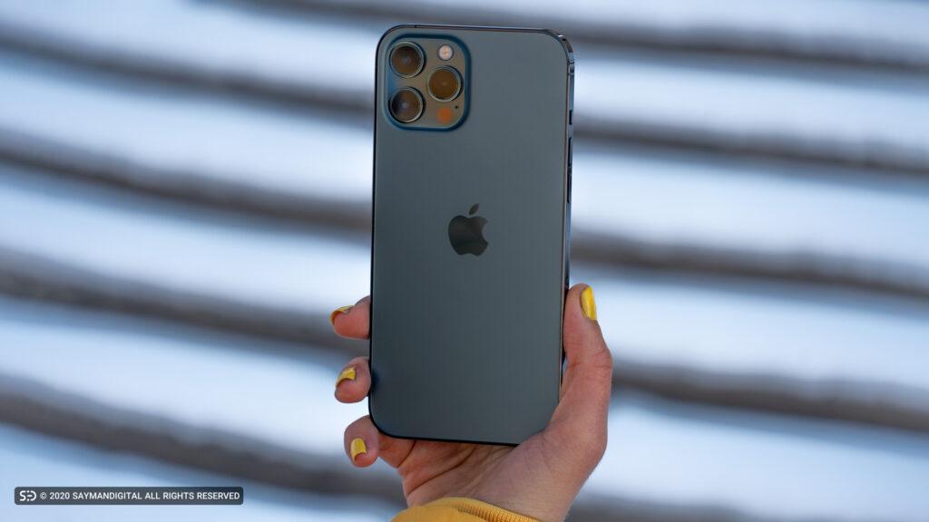 آیفون 12 پرو مکس در مطلب بهترین گوشی های 2020