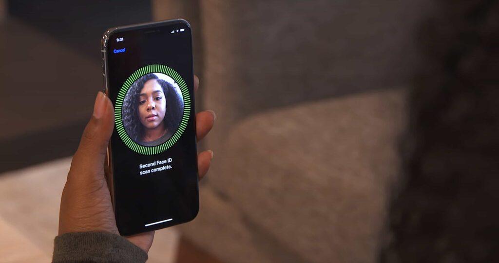 بهبود دقت Face ID در تنظیمات آیفون ۱۲