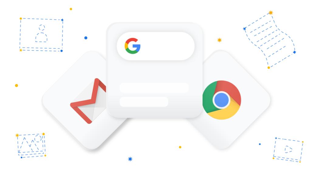 اتصال اکانت گوگل در مطلب راه اندازی گوشی اندرویدی
