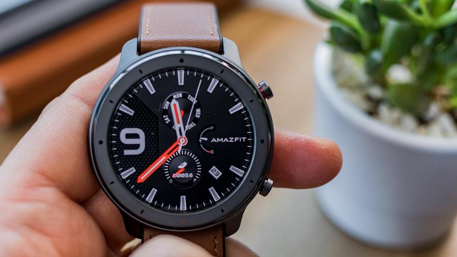 آمازفیت جی تی آر در مطلب بهترین ساعت های هوشمند سال ۲۰۲۰