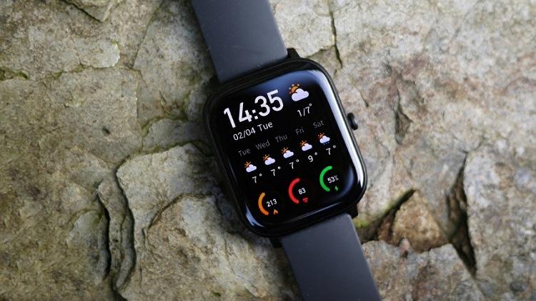 آمازفیت جی تی اس در مطلب بهترین ساعت های هوشمند سال ۲۰۲۰