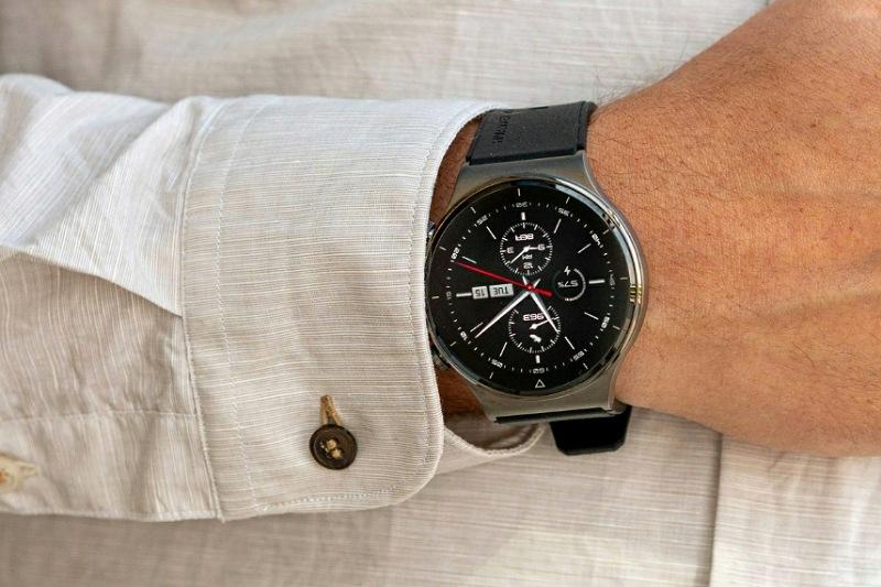 هواوی جی تی ۲ پرو در مطلب بهترین ساعت های هوشمند سال ۲۰۲۰