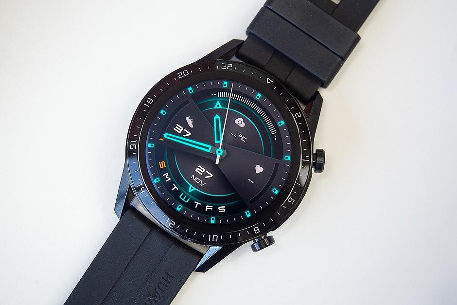 هواوی جی تی ۲ در مطلب بهترین ساعت های هوشمند سال ۲۰۲۰