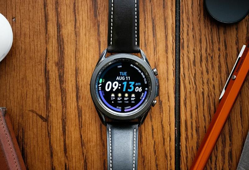 گلکسی واچ ۳ در مطلب بهترین ساعت های هوشمند سال ۲۰۲۰