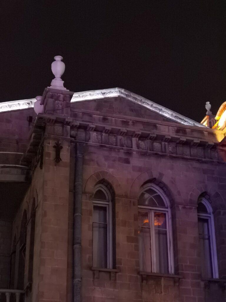 تله فوتو در شب