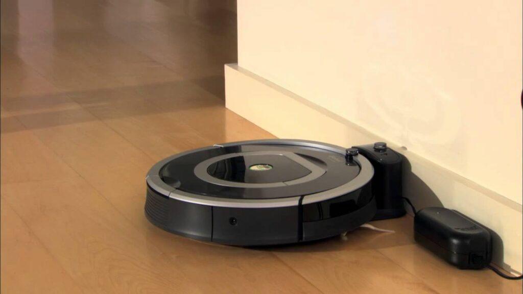 شارژدهی روبات جاروبرقی