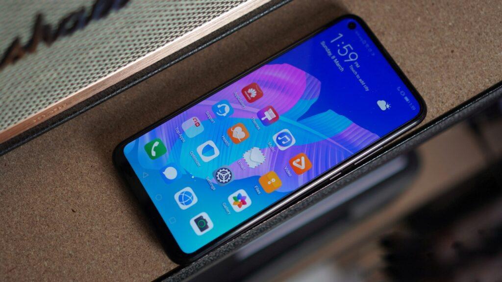 هواوی Y7p در راهنمای خرید گوشی 4 میلیونی