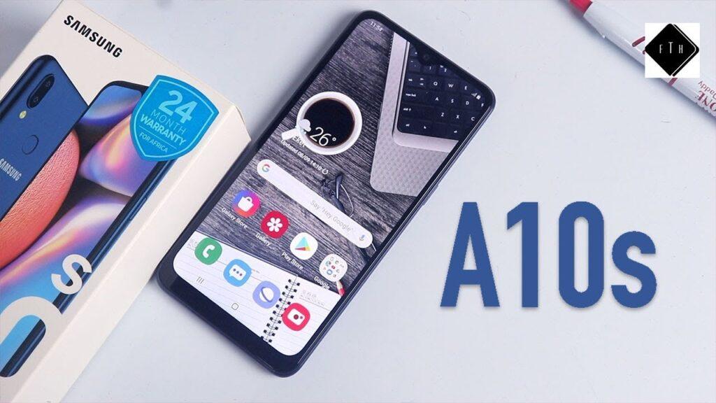 گلکسی A10s در راهنمای خرید گوشی 4 میلیونی