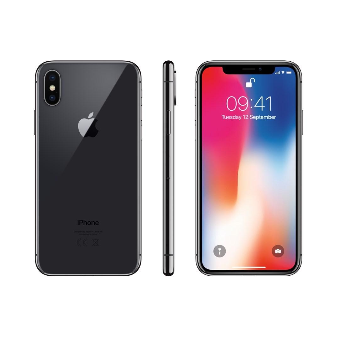 تصویری از Iphone X