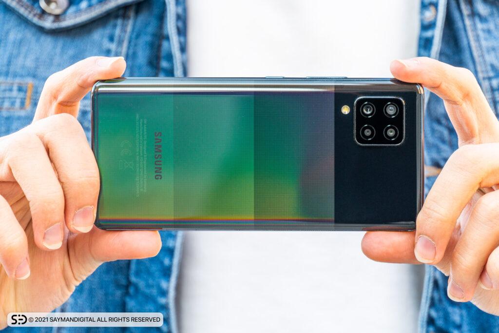گلکسی A42 5G در مطلب راهنمای خرید گوشی 6 تا 8