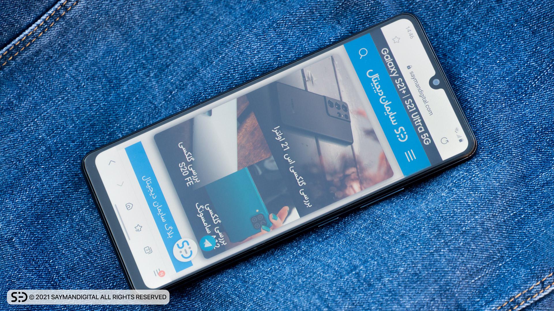 گوشی A42