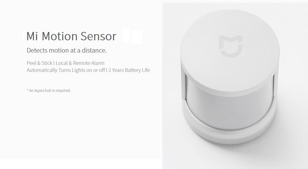 سنسور هوشمند تشخیص حرکت شیائومی