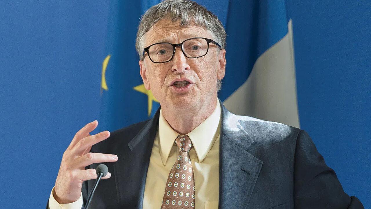 تصویر Bill Gates