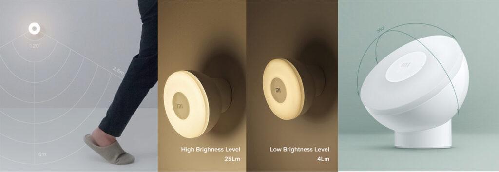 لامپ هوشمند شیائومی در مطلب لوازم خانگی هوشمند