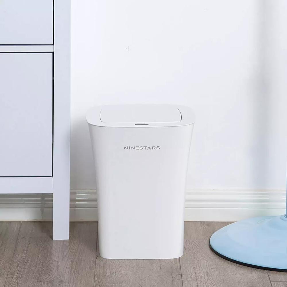 سطل زباله هوشمند شیائومی در مطلب لوازم خانگی هوشمند