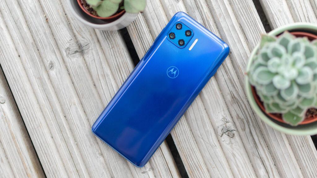 موتو جی 5جی پلاس در راهنمای خرید گوشی 10 میلیونی