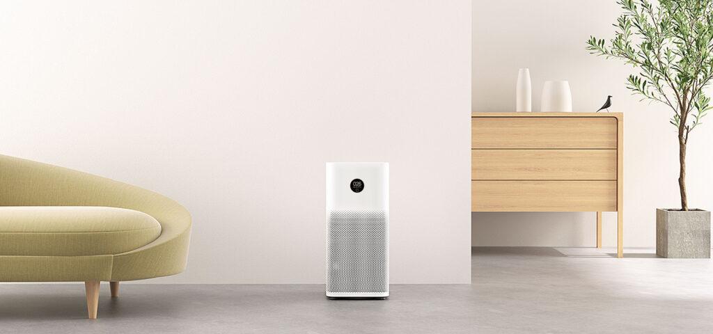 تصفیه کننده هوشمند هوا شیائومی در مطلب لوازم خانگی هوشمند