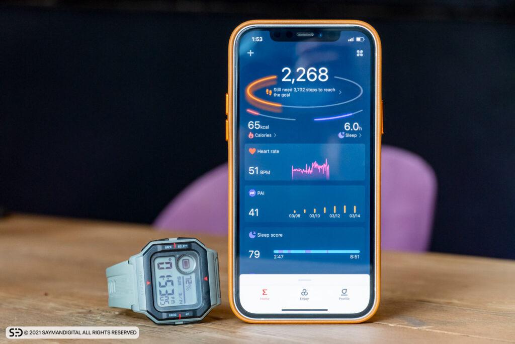 برنامه این ساعت به روی گوشی هوشمند