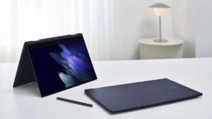 لپ تاپهای گلکسی بوک سامسونگ معرفی شدند