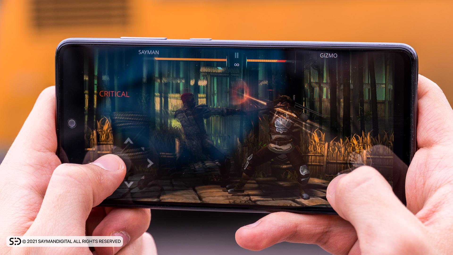 قدرت سخت افزاری در مطلب بررسی Galaxy A52