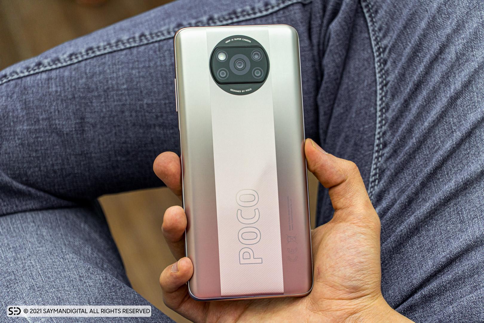 پوکو X3 پرو در مطلب راهنمای خرید گوشی 6 تا 8 میلیونی