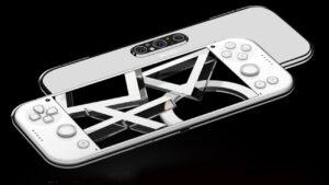 رنگ سفید پلی استیشن 5G
