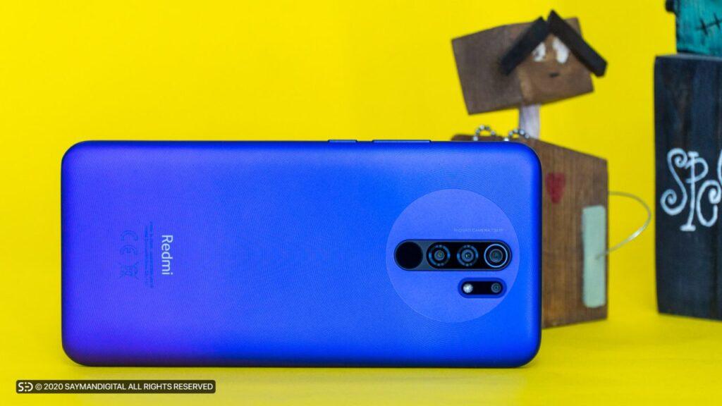 ردمی 9 - بهترین گوشی های شیائومی در تمام رده های قیمتی