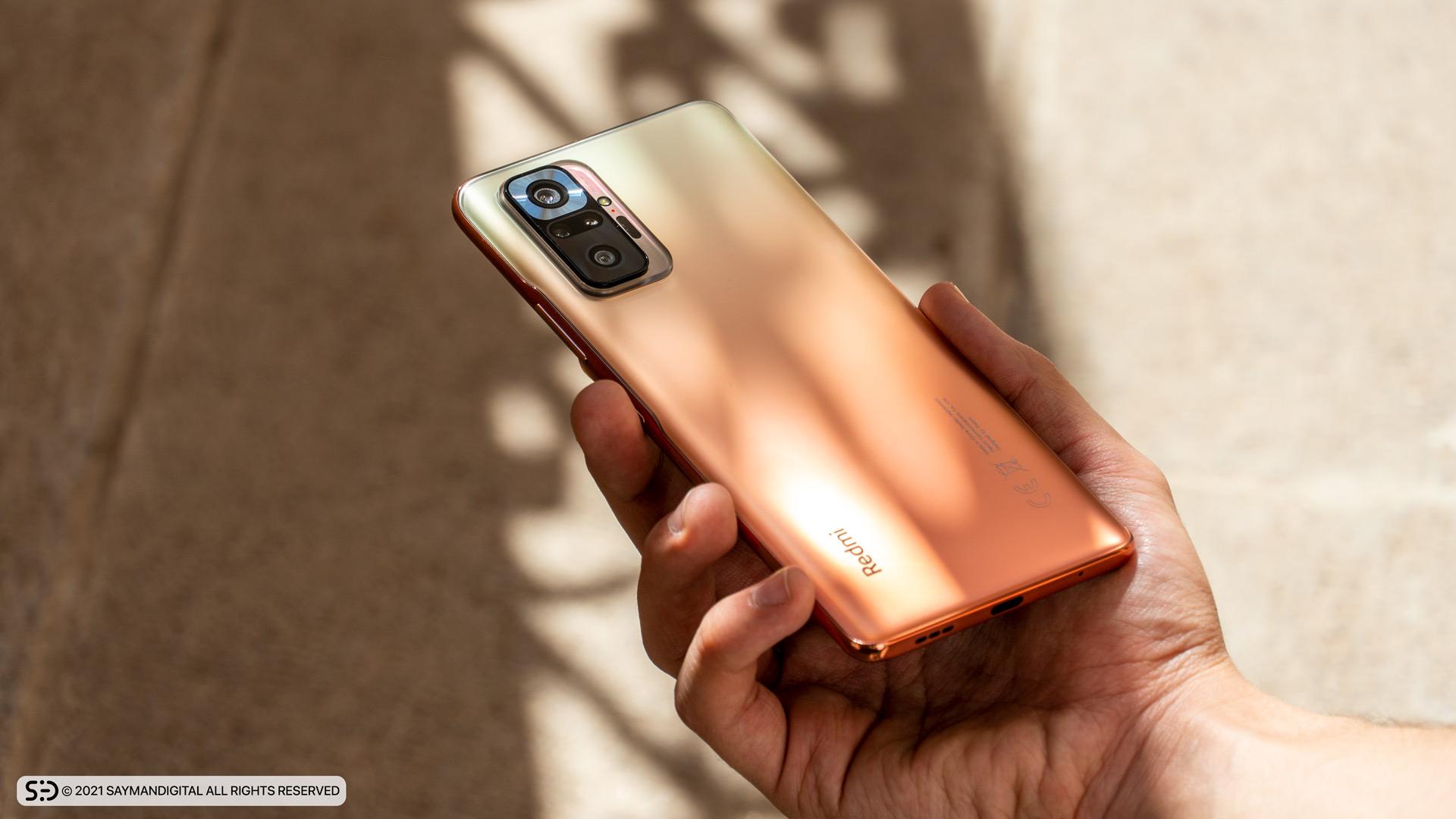 ردمی نوت 10 پرو - بهترین گوشی های شیائومی در تمام رده های قیمتی