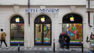بزرگترین موزه اپل اروپا