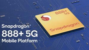 تراشه Snapdragon 888 Plus