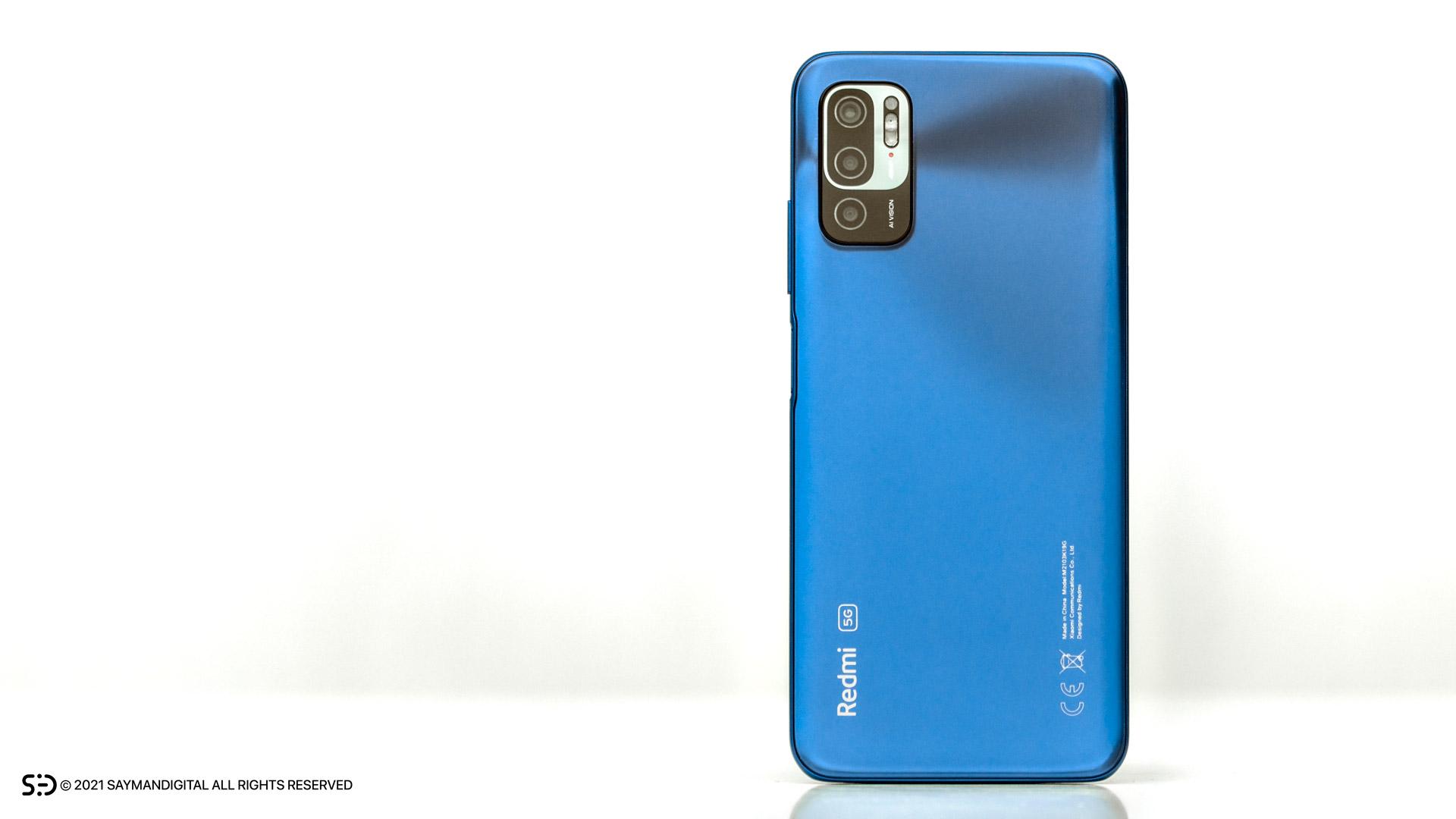 طراحی قاب پشتی Redmi Note 10 5G
