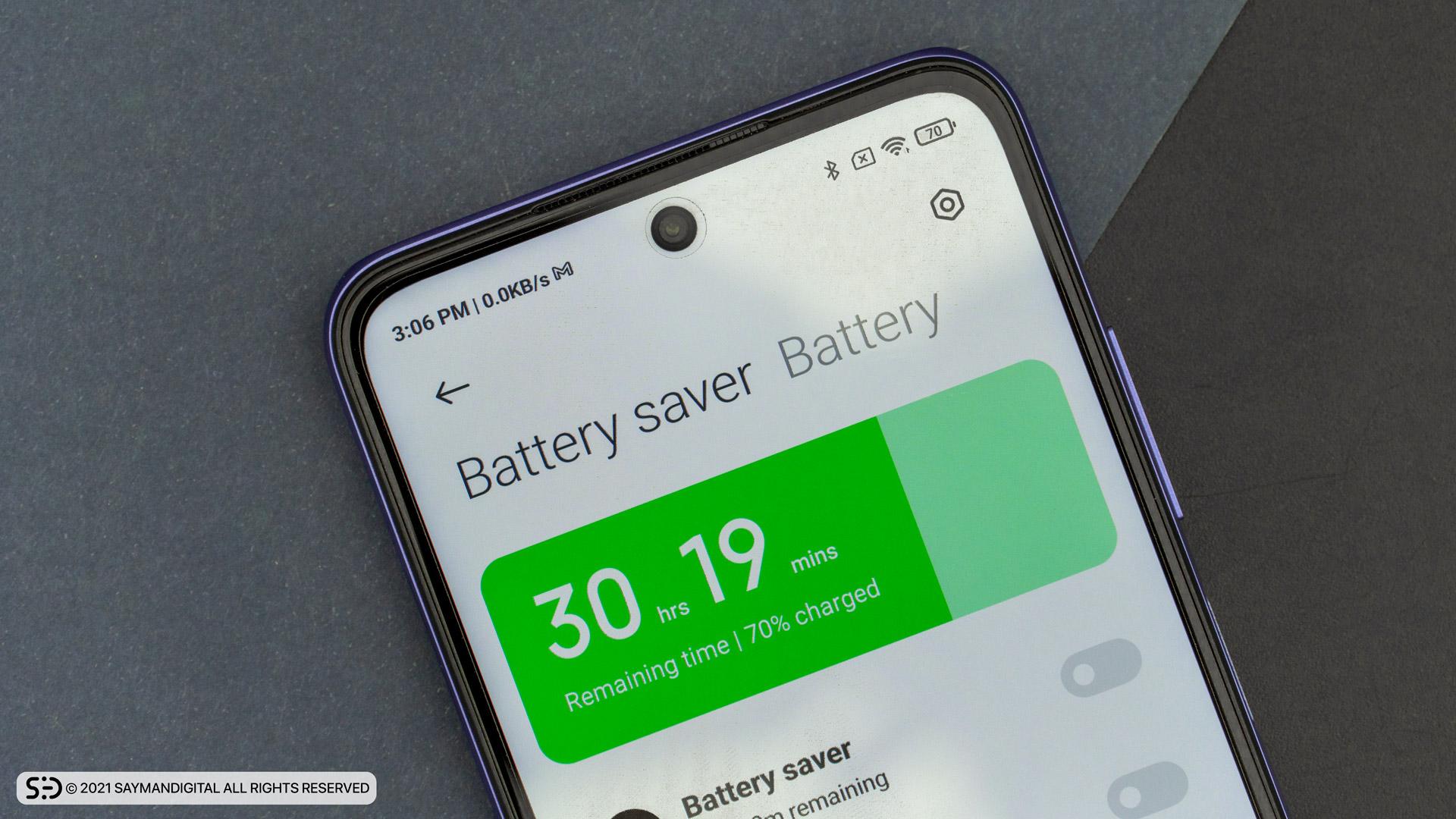 باتری Redmi Note 10 5G