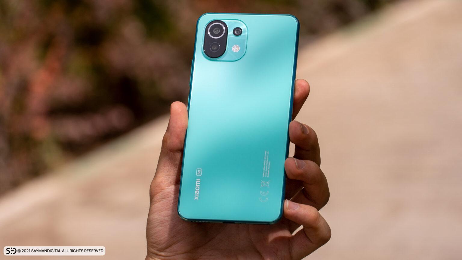 می 11 لایت 5G - بهترین گوشی های شیائومی در تمام رده های قیمتی