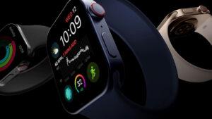 طراحی اپل واچ 7