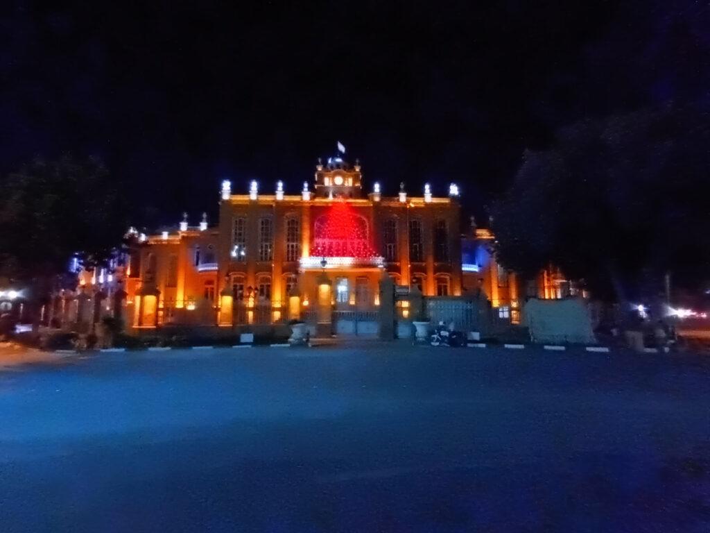 نمونه عکس دوربین فوق عریض گلکسی A22 5G بدون حالت شب